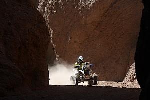 Dakar Entrevista Gastón González sueña con más, pero con cautela