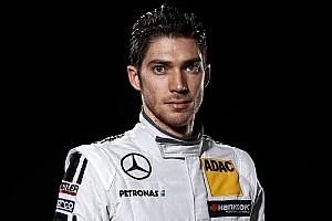 DTM News DTM-Wechsler Edoardo Mortara erstmals in Mercedes-Farben
