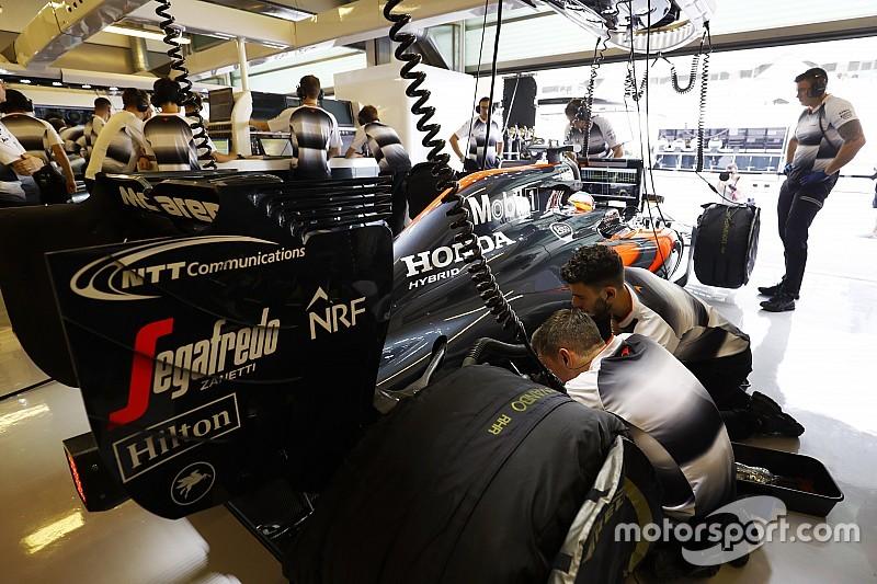 Honda cambia su motor buscando un paso adelante con McLaren