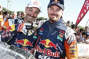 Dakar Entrevista Jordi Viladoms, de piloto top a director deportivo de KTM