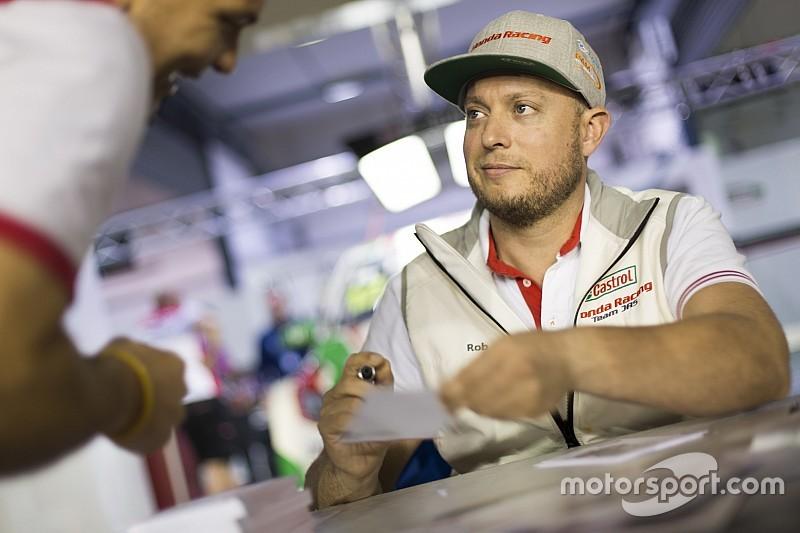 Хафф заинтересовался переходом в Münnich Motorsport