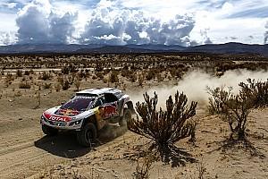 Dakar News Sebastien Loeb: Dank besserer Navigation zum 1. Dakar-Sieg?