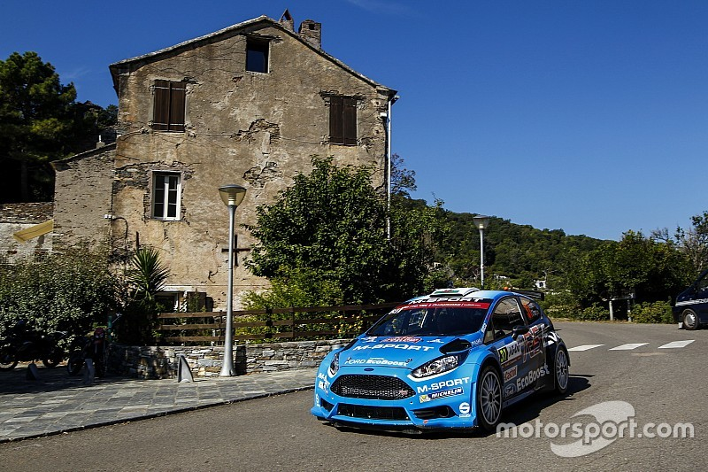 Вице-чемпион WRC 2 перешел в M-Sport