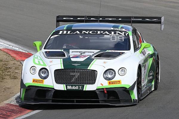 Bentley Motorsport ha messo sotto contratto Oliver Jarvis