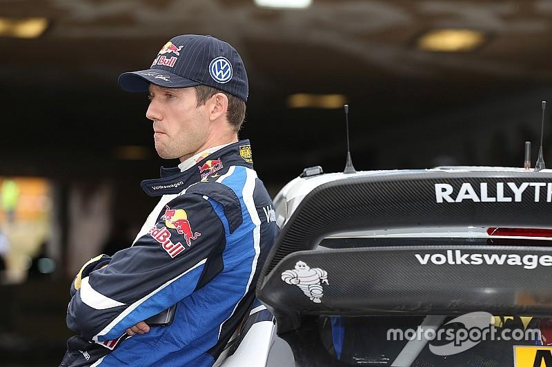 【WRC】オジェが開幕戦前週のテストで横転。マシンの足回りが破損