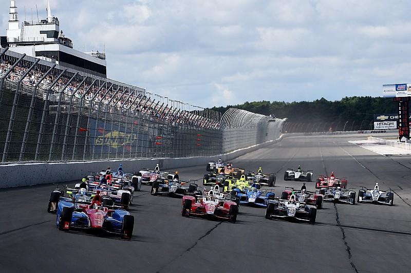 Dallara liefert Chassis für IndyCar-Serie bis 2020