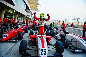 F3 BRÉKING A Ferrari tárt karokkal várja Mick Schumachert az Akadémiára