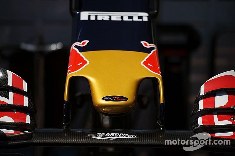 Sainz, feliz después de que el nuevo Toro Rosso superara los crash test