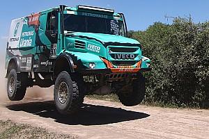 Dakar Nieuws De Rooy heeft vrede met derde plaats: