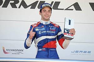Formula V8 3.5 Ultime notizie Matevos Isaakyan ha firmato con la AVF per il 2017