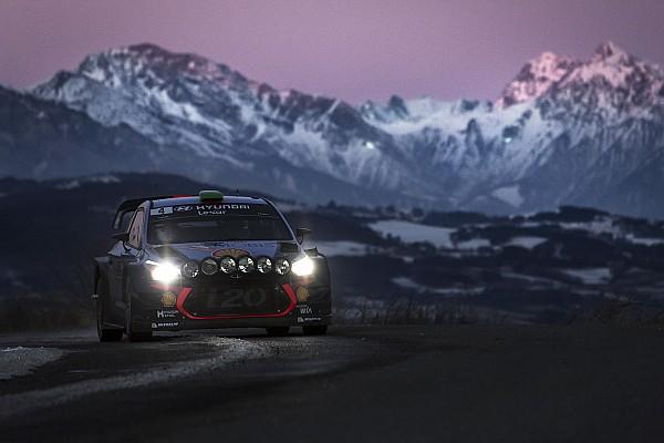 WRC Monte Carlo: Hyundai zieht Unfallauto zurück