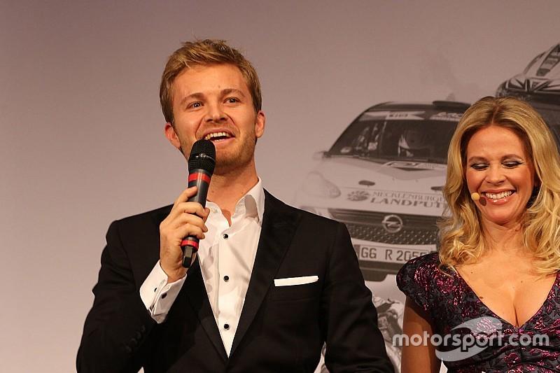 """Rosberg: """"a vida é mais do que apenas correr"""""""