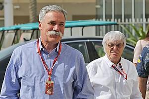 """【F1】リバティ・メディア、F1買収完了。エクレストンは""""名誉会長""""に"""