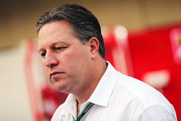 Zak Brown: