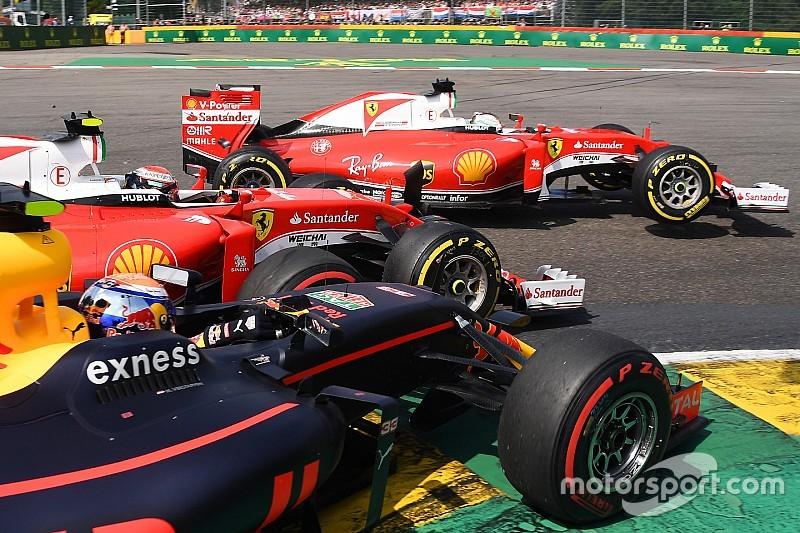 Стюарди Ф1 будуть поблажливішими щодо зіткнень гонщиків