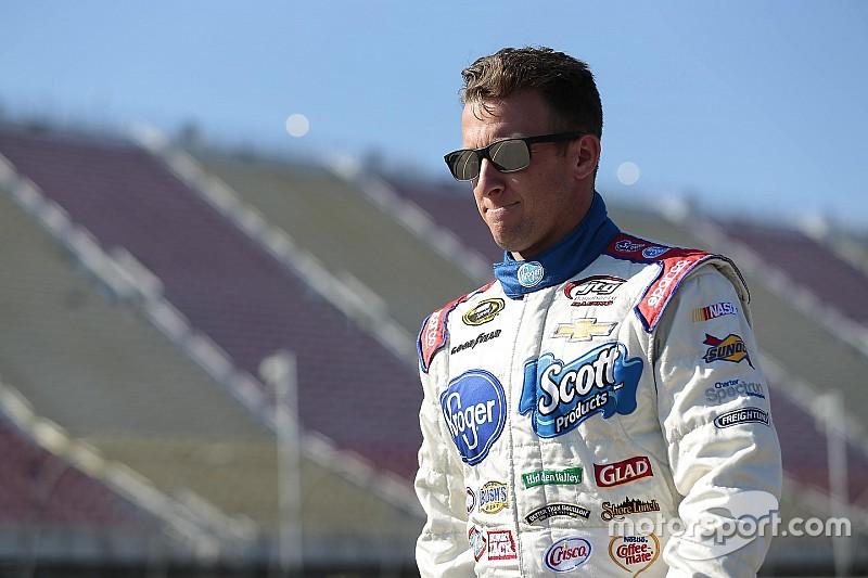 Allmendinger no habló sobre su prueba en el circuito en Charlotte