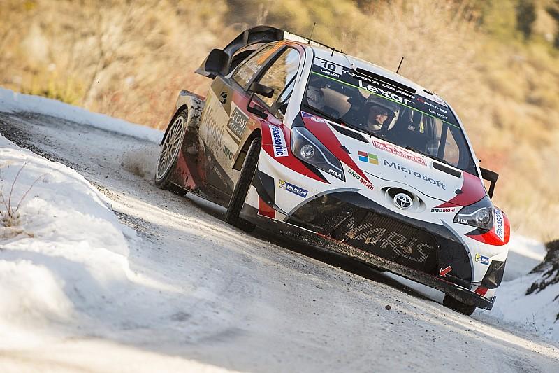 【WRC】マキネン「トヨタには今季で優勝するチャンスがある」