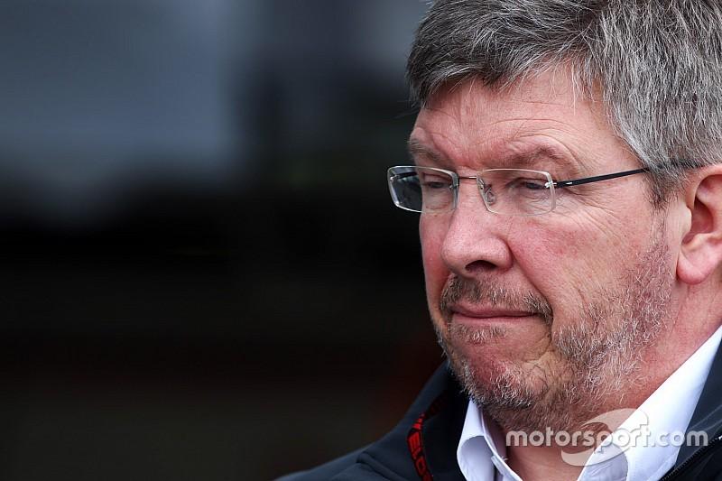 "【F1】ブラウン「""シンプル化""は、『新時代のF1』にとって重要だ」"
