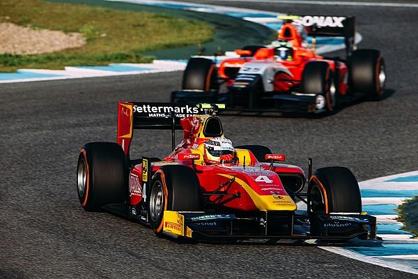 GP2 Últimas notícias Calendário da GP2 de 2017 tem Jerez e Bahrein como novidades