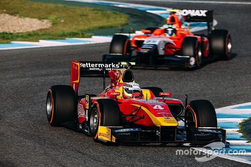 Calendário da GP2 de 2017 tem Jerez e Bahrein como novidades
