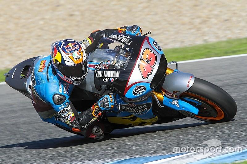 Miller baja de peso para la nueva temporada de MotoGP