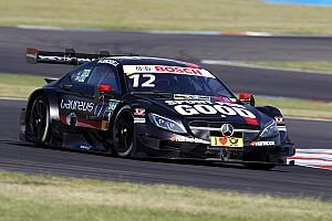 DTM News Mercedes-Fahrer: DTM-Aus hatte sich angekündigt