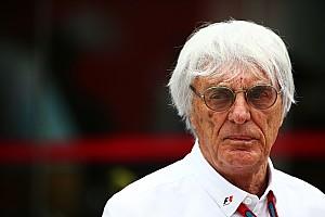 F1 Noticias de última hora Ecclestone no creará una serie rival para la F1