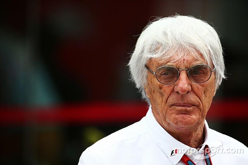 Ecclestone no creará una serie rival para la F1