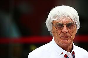 Fórmula 1 Últimas notícias Ecclestone nega criação de campeonato paralelo à F1