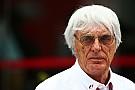 Ecclestone ontkent geruchten over opzetten alternatief F1-kampioenschap