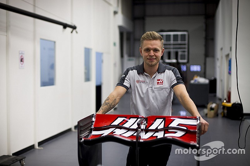 Магнуссен выразил желание выступить в NASCAR