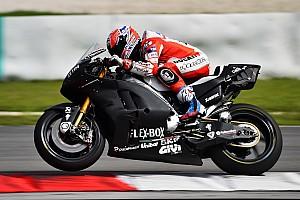 MotoGP Test Test Sepang, Day 1: Stoner e la Ducati in vetta, ma Lorenzo fa fatica