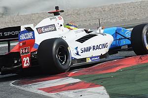 Формула V8 3.5 Новость AV Formula будет переименована в SMP Racing