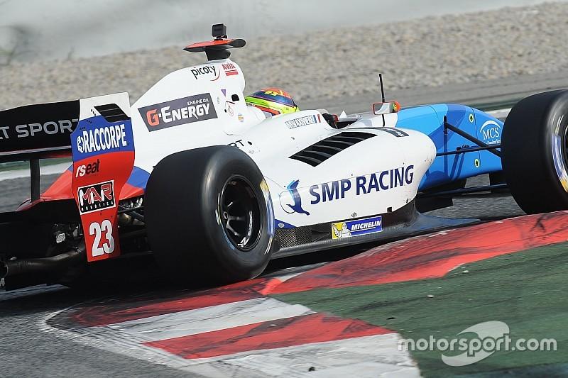 AV Formula будет переименована в SMP Racing