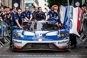 Le Mans Nieuws Ford houdt vingers gekruist voor vierde startbewijs 24 uur van Le Mans