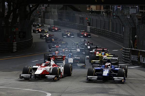 GP2 Últimas notícias Liberty quer mudar nome da GP2 para Fórmula 2