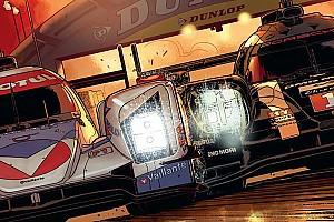 24 heures du Mans Actualités Vaillante fera sa Rebellion aux 24 Heures du Mans