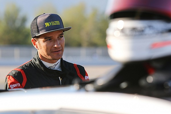 Scheider joins World Rallycross full-time in 2017