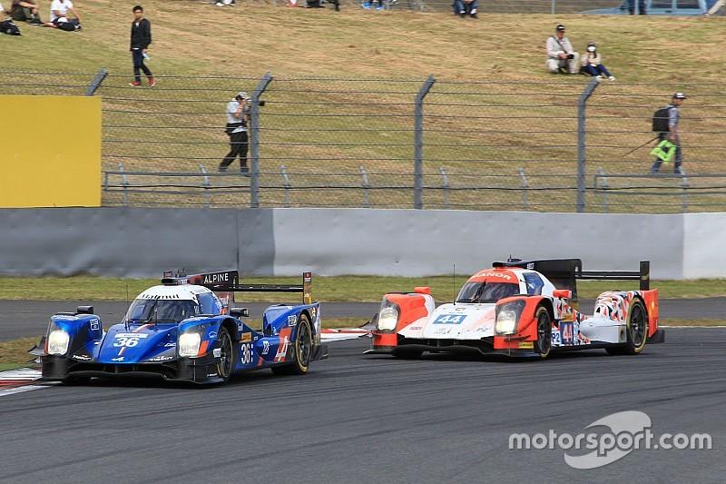 ACO não vê problema com grid composto só por Oreca na LMP2
