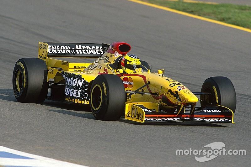 Vor 20 Jahren Fahrer Und Teams Der Formel 1 Saison 1997