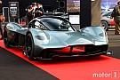 Automotive Bildergalerie: Erste Fotos vom Aston Martin AM-RB 001