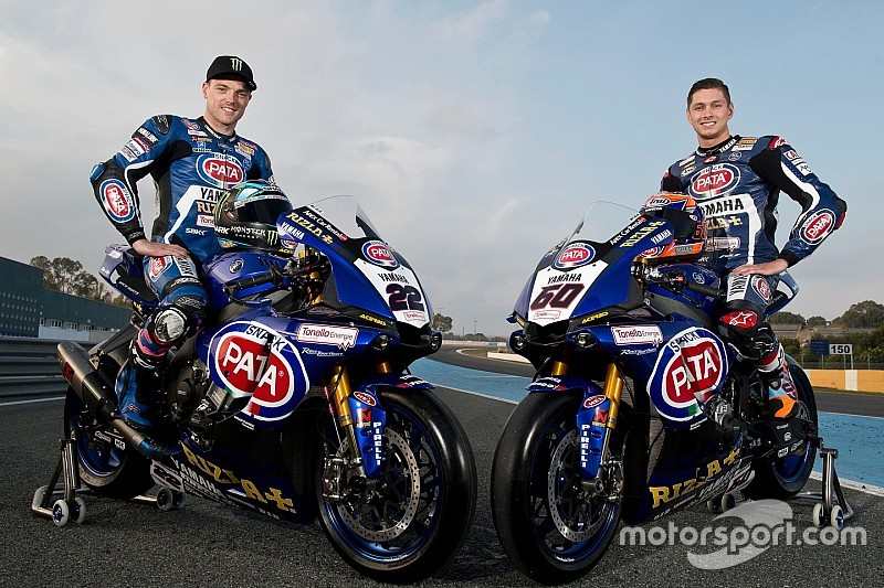 Yamaha perkenalkan skuad World Superbike 2017