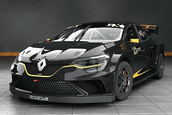 World Rallycross Son dakika Prodrive ve Renault 2018'de WRX'e katılıyor!