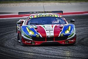 WEC Noticias de última hora Molina y De Vries son los principales candidatos para Ferrari en el WEC