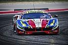 WEC Molina y De Vries son los principales candidatos para Ferrari en el WEC