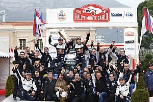 WRC BRÉKING Ogier óvatos: nem szabad elszállni az álomszerű kezdés miatt