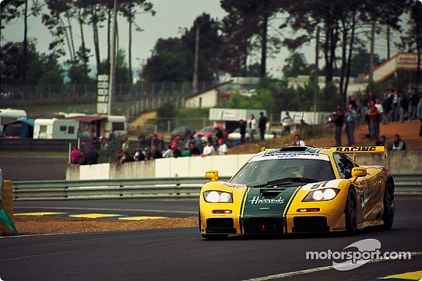Le Mans Brown wants to take McLaren back to Le Mans