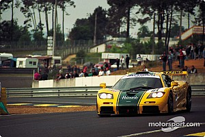 Le Mans Breaking news Brown wants to take McLaren back to Le Mans