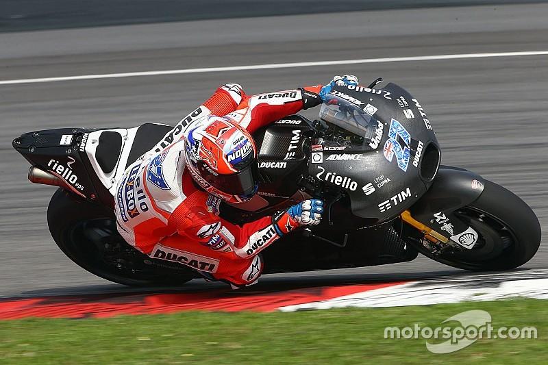 Темп Стоунера на Ducati восхитил Пирро