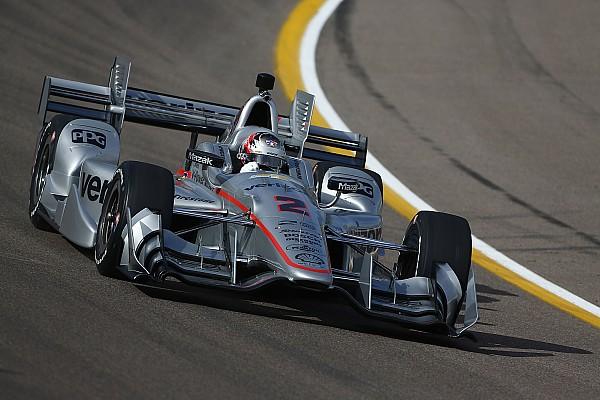 IndyCar Résumé d'essais Newgarden démarre sa carrière Penske en tête du classement